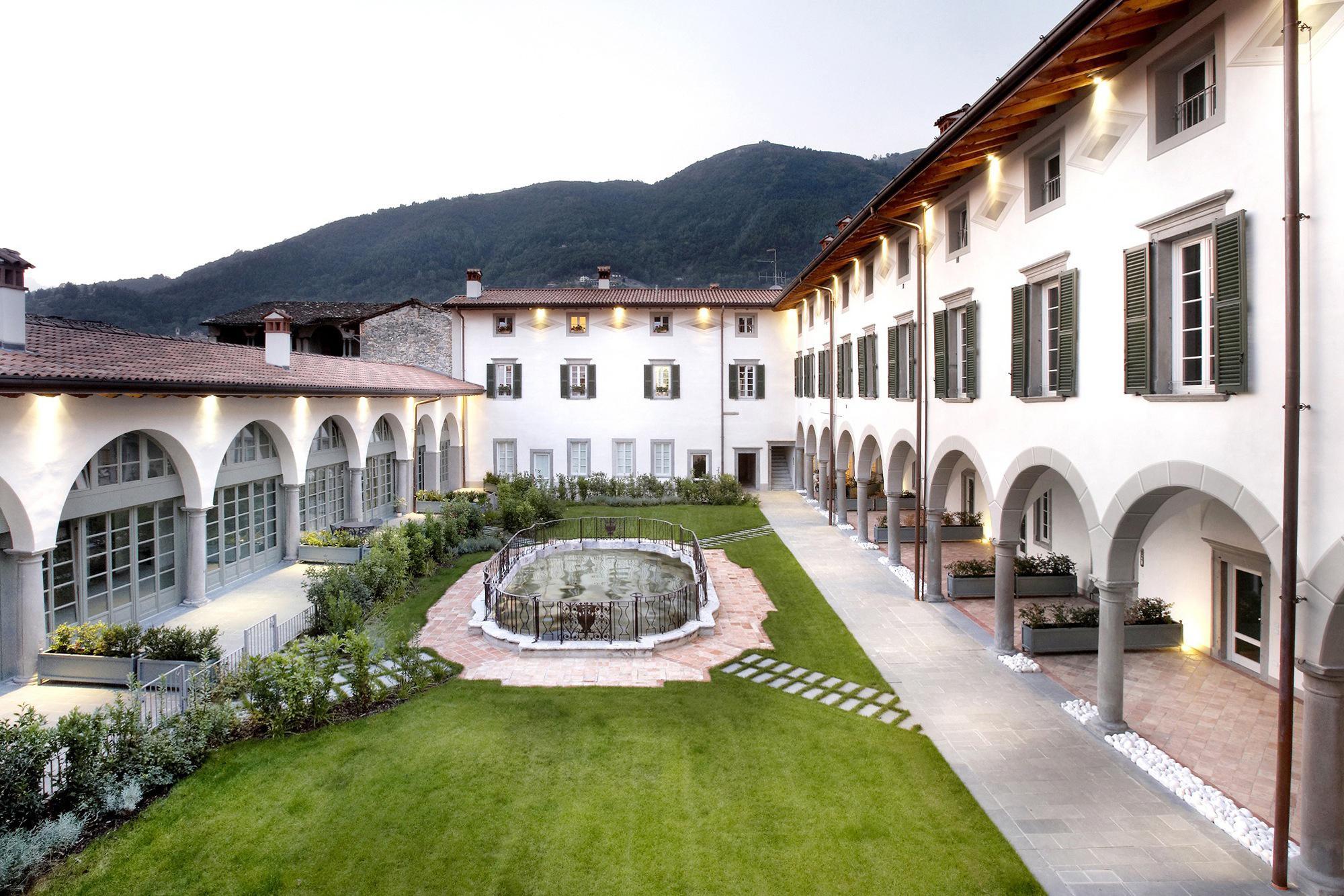 Restoration of luxury buildings